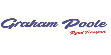 GRAHAM POOLE ROAD TRANSPORT logo