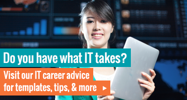 IT career advice
