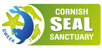 Cornish Seal Sanctuary  logo