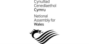 The National Assembly for Wales logo
