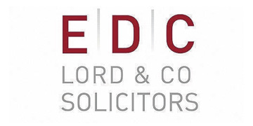 EDC Lord & Co. Solicitors* logo